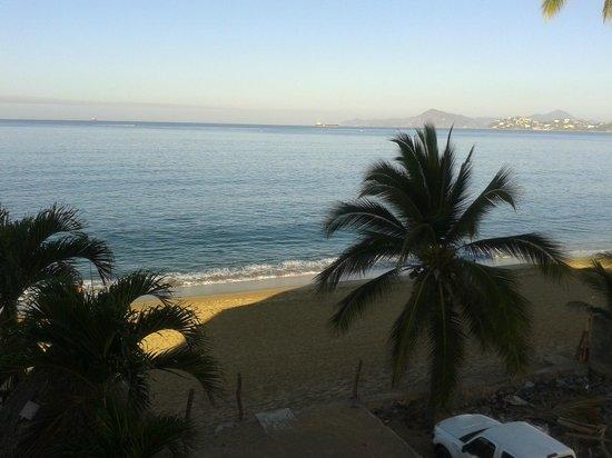 Hotelito Escondido Manzanillo: mañana
