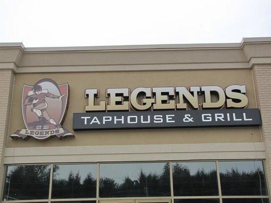 Legends Taphouse & Grill : Legends
