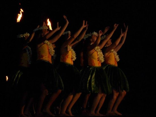 Old Lahaina Luau : Excellent!!