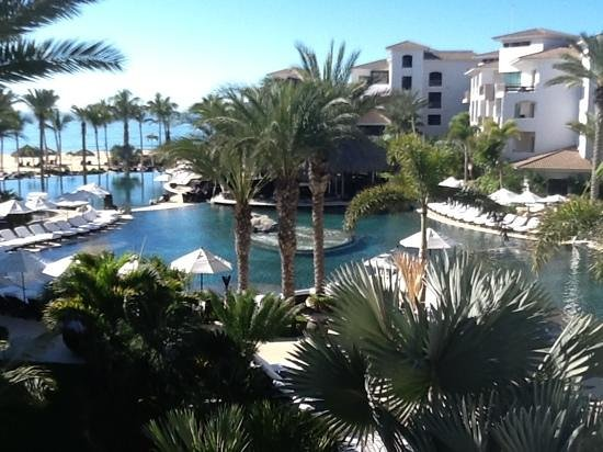 Cabo Azul Resort : View from Balcony