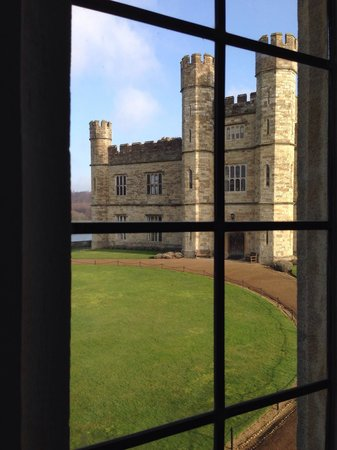 Maidens Tower B&B: View from our window