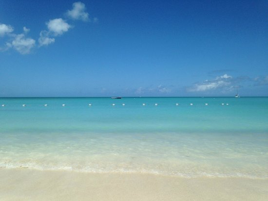 Halcyon Cove by Rex Resorts : Caribbean Sea, Dickenson Bay