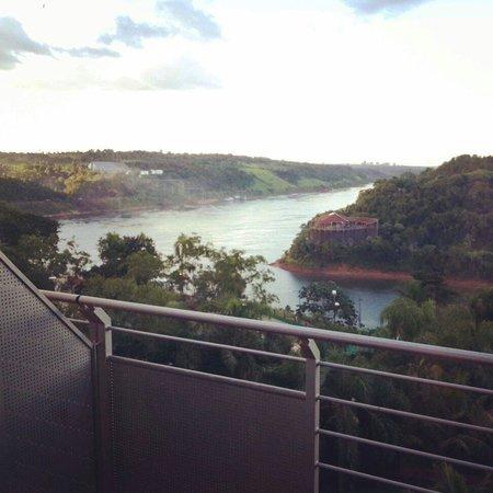 Amerian Portal del Iguazu: Vista desd la 203