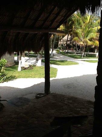 Maya Tulum Resort: Grounds