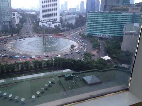 Grand Hyatt Jakarta: Room View
