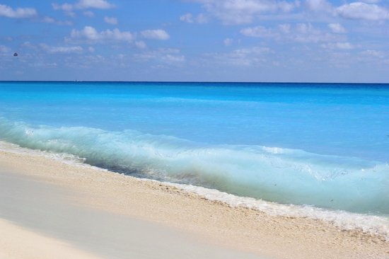 Secrets The Vine Cancun Resort & Spa: Gorgeous Beach