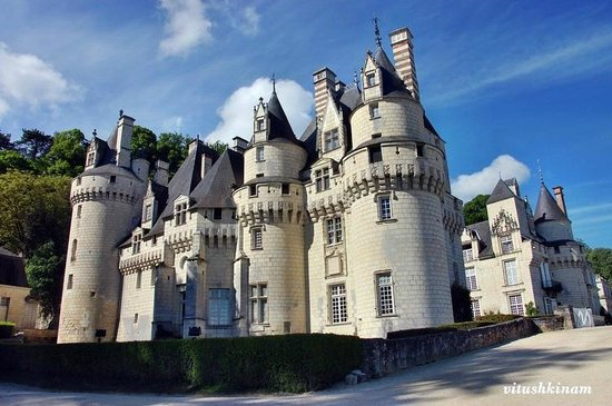 Château d'Ussé: Замок Юссе