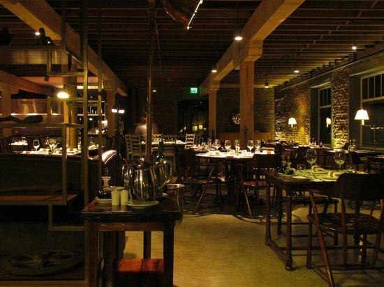 The Singular Patagonia Restaurant: Comedor