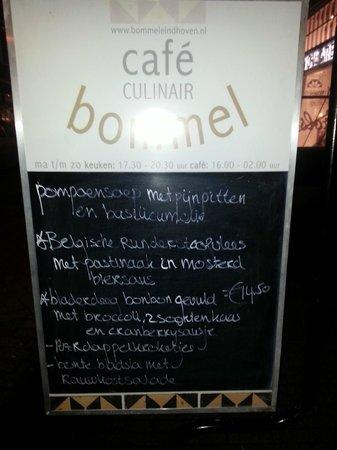 Cafe Van Bommel