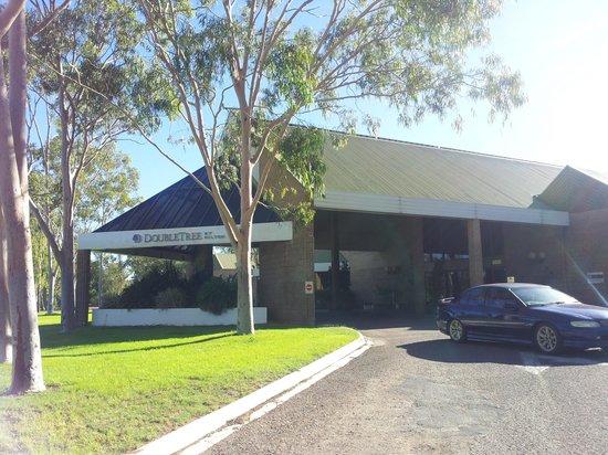 DoubleTree by Hilton Hotel Alice Springs : eaterno hotel