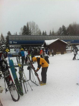 Vail Mountain Resort: Gondola One (With Wi-Fi)