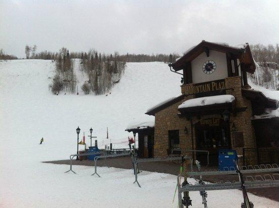 Vail Mountain Resort: Homerun
