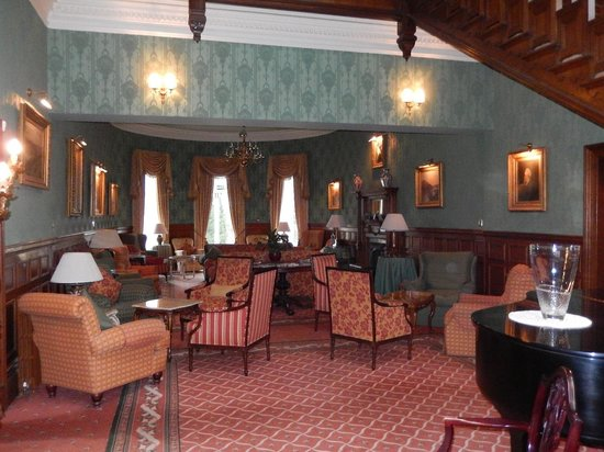 Kirroughtree House Hotel: Lounge