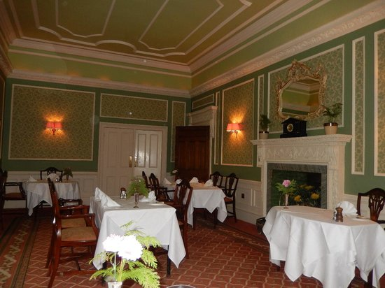 Kirroughtree House Hotel: Dining room