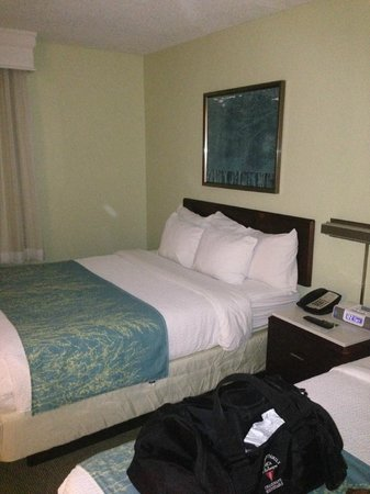 SpringHill Suites Williamsburg : beds