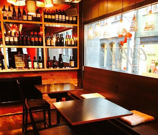 Espai Restaurant & Bar : Weinecke