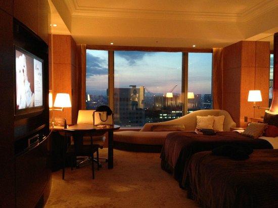 Shangri-La Hotel, Tokyo: Deluxe Garden View