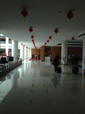 Pullman Kuching: Chinese New Year decorations