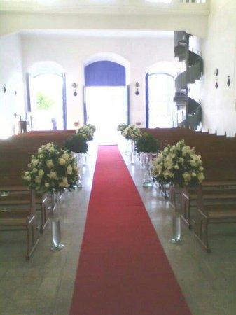 Sao Goncalo Church: Os Casamentos são maravilhosos, a São Gonçalo decorada é um mimo. Amoo!!!
