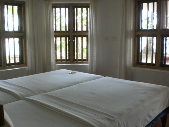 Our Land Island Backwater Resort: Inside the room