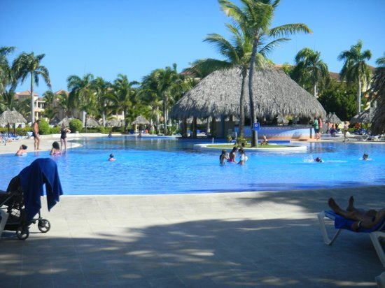 Grand Bahia Principe Punta Cana: One of the pools