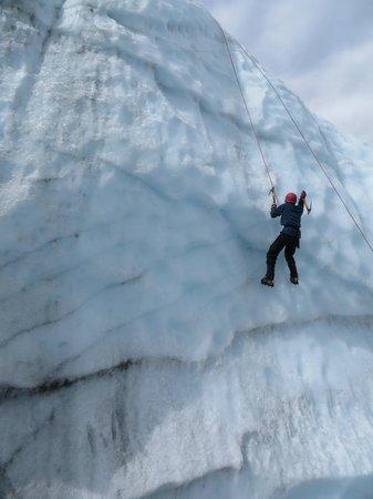 Mica Guides: Matanuska Glacier in Alaska