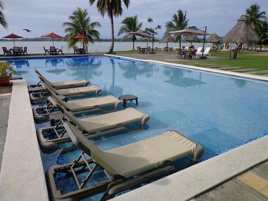 Playa Tortuga Hotel & Beach Resort : Piscine