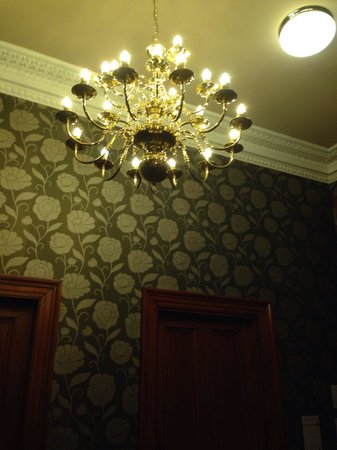 The Dunstane Hotel: Amazing features.