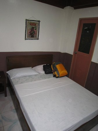 Bajamunde Pension : Standard room