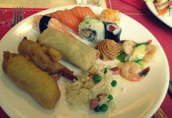 Happy Wok : Prelibate varietà