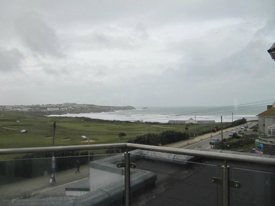 Carnmarth Hotel: View of Sea/Beach