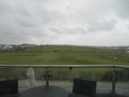 Carnmarth Hotel: View of Golfcourse