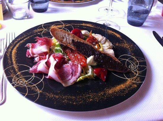 Domaine de Bournissac : Salade Italienne
