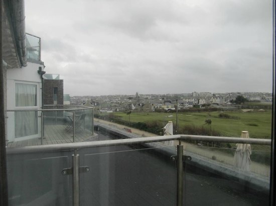 Carnmarth Hotel: View