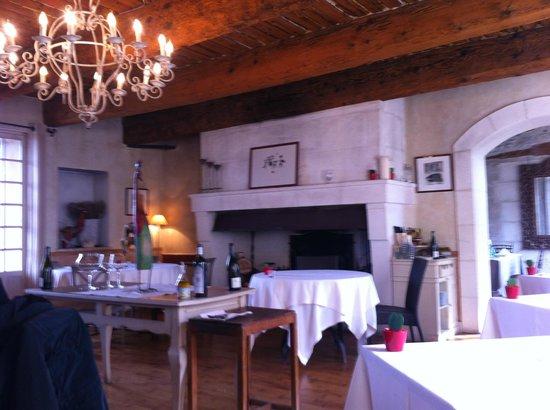 Domaine de Bournissac: Le restaurant