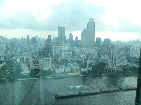 The Peninsula Bangkok: Vue du 30eme étage