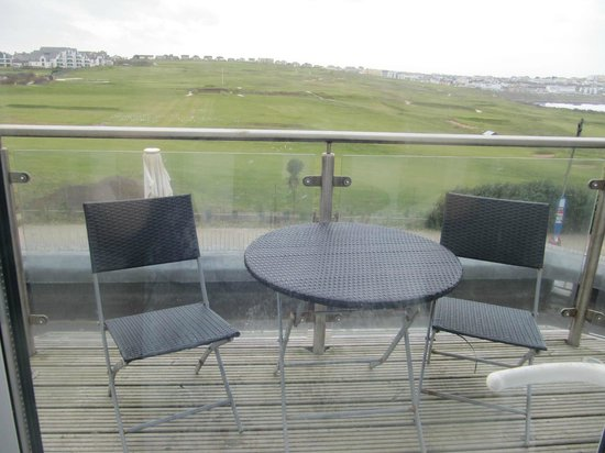 Carnmarth Hotel: Outside Seating Area of Room 11