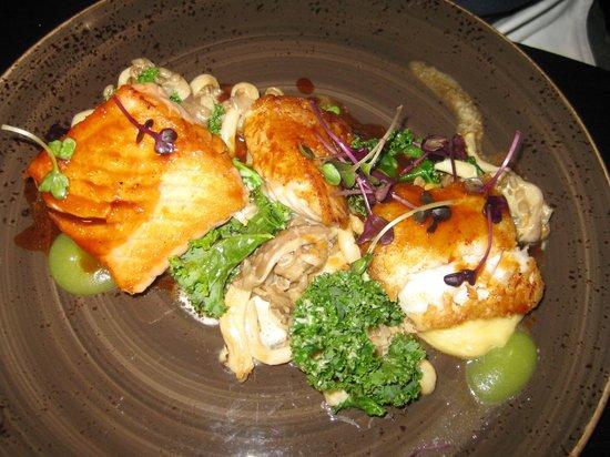 Fiskfelagid Fish Company: Salmon, cod and redfish