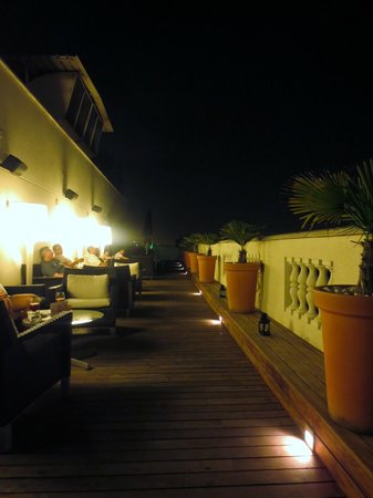 H10 Montcada Boutique Hotel: Roof Top Bar