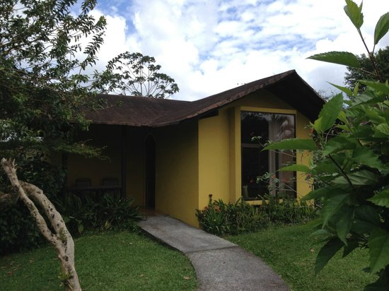 Hotel Campo Verde: Our bungalow