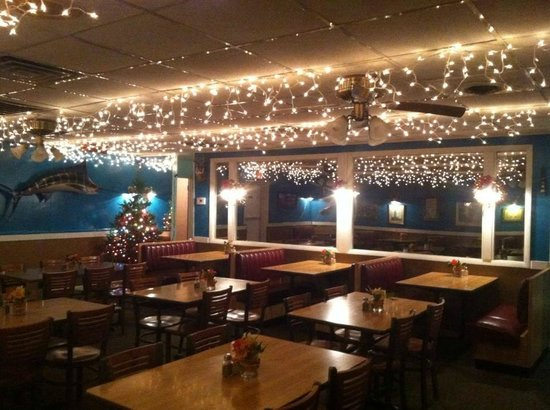Seacrest Restaurant: Updated Dinning room