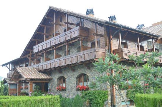 Hotel Grevol Spa : La facade