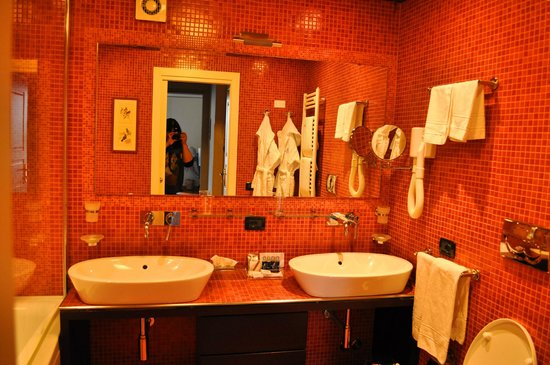 Maison Tofani : Junior Suite Bagno