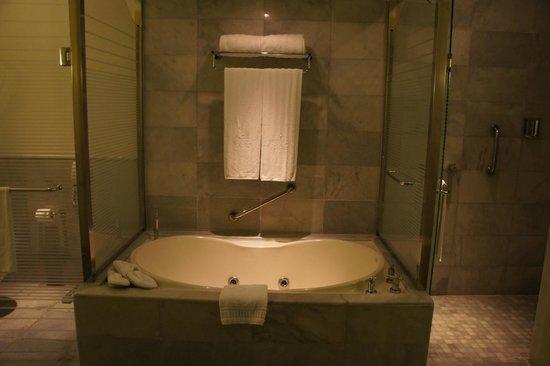 Iberostar Grand Hotel Rose Hall: Jet Tub