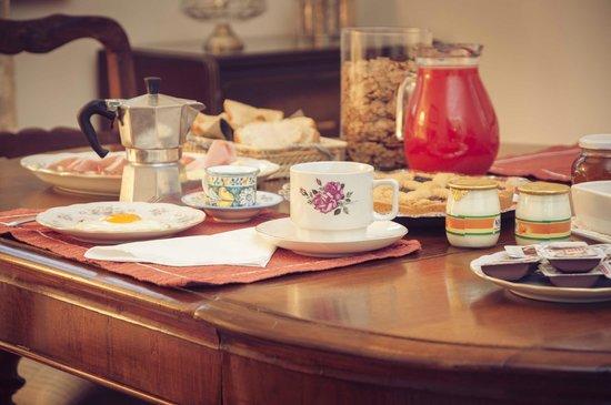 B&B Regina: colazione