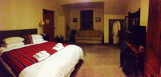 The Islay Hotel: Room 9, Platinum room.