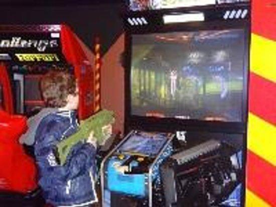 Center Parcs Erperheide: L'espace de jeux videos