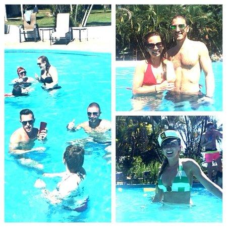 Villas Rio Mar: Pool fun!