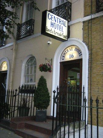 Frente Central Hotel London