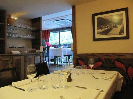 L'Atmosphere: ресторан